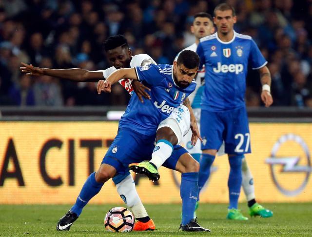 El centrocampista de la Juventus, Tomás Rincón (Foto: Reuters)