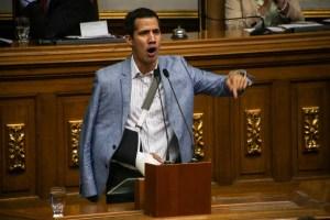 Guaidó: Maduro es responsable en la pérdida patrimonial de más de treinta mil millones de dólares