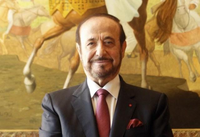 Rifat Al Asad / foto Paris Match website