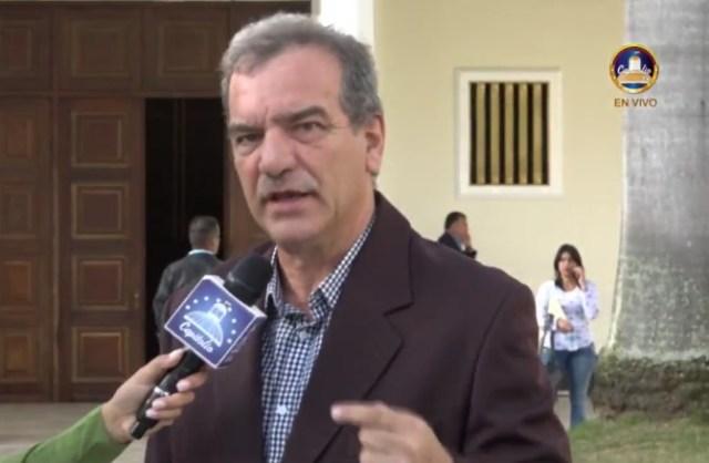 Luis Stefanelli, diputado de la AN / Foto captura TV