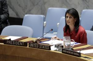 EEUU se retiró de Consejo de Derechos Humanos la ONU