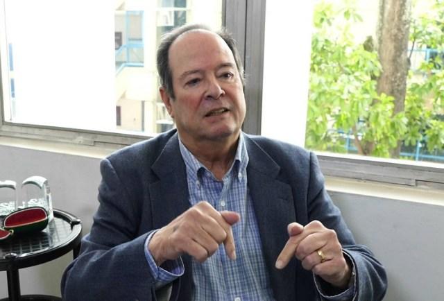 Oswaldo Álvarez Paz / Foto Archivo
