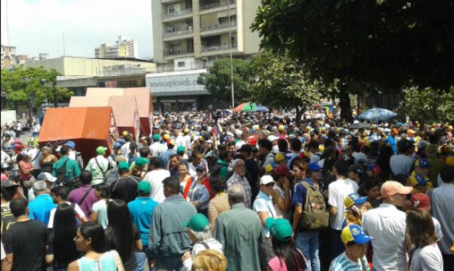 Chacaito Plaza Brion