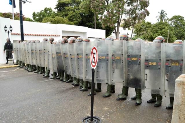 REPRIMEN PROTESTA EN MARACAIBO 10 (1)