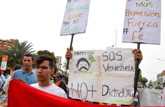 REPRIMEN PROTESTA EN MARACAIBO 10 (10)
