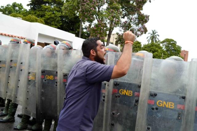 REPRIMEN PROTESTA EN MARACAIBO 10 (2)