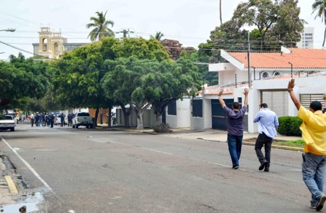 REPRIMEN PROTESTA EN MARACAIBO 10 (6)