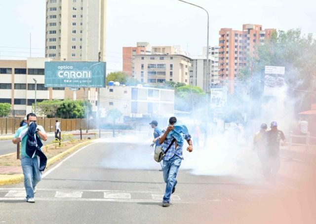 REPRIMEN PROTESTA EN MARACAIBO 10 (7)