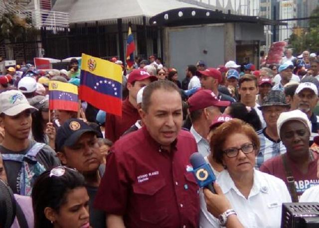 Richard Blanco, diputado de la AN / Foto @unidadvenezuela
