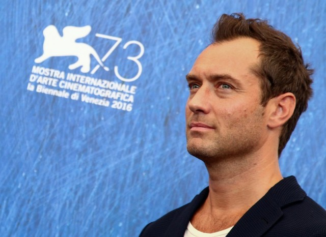 El actor Jude Law (Foto: Reuters)