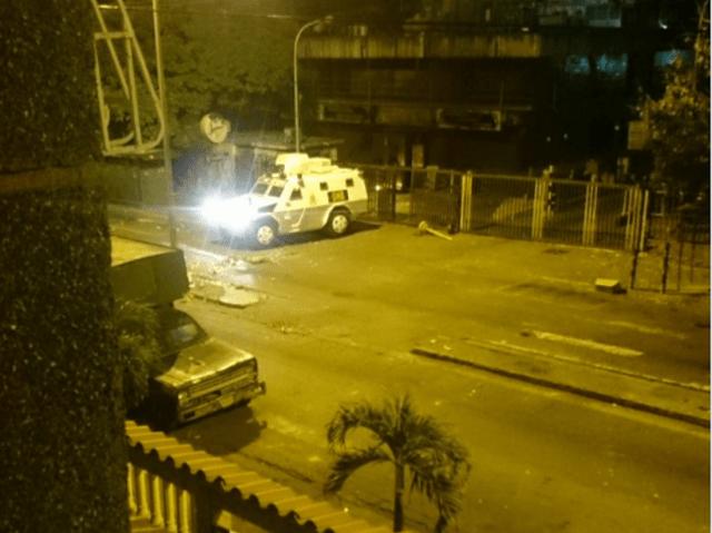 La Guardia Nacional se desplegó desde la madrugada. | Cortesía @danielghomez
