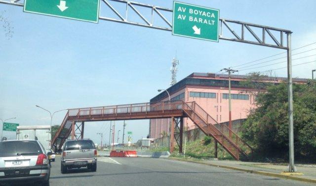 Foto: Cerrados los accesos a la Cota Mil desde el Distribuidor Metropolitano