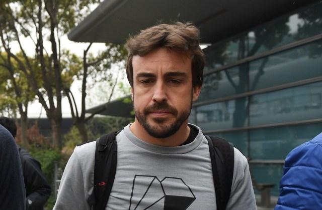 Fernando Alonso, piloto de la F1 / AFP PHOTO / GREG BAKER