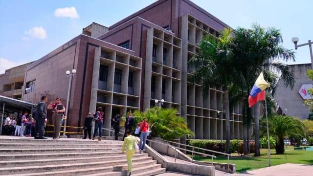 palacio de justicia en Maracay
