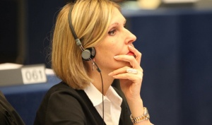 Eurodiputada protesta a la UE por la visita de Maikel Moreno a La Haya