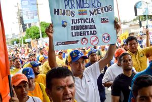 Zulianos saldrán a las calles este 24 de octubre para repudiar crisis eléctrica, afirmó el diputado Guanipa