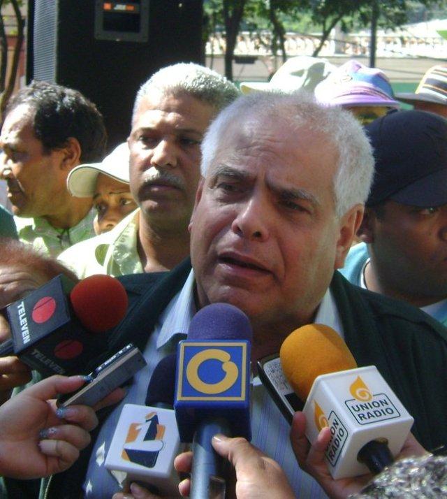Enrique Mendoza, exgobernador de Miranda