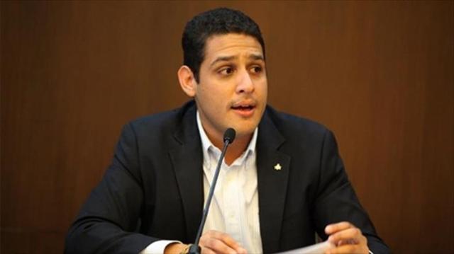 Foto: El diputado José manuel Olivares / Archivo