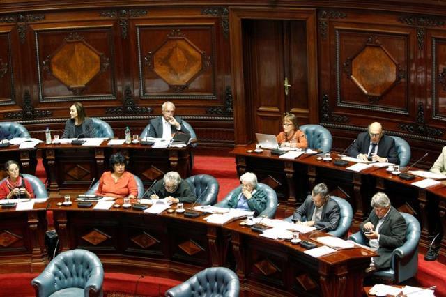 Senado de Uruguay. EFE