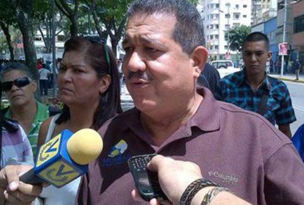 Pablo Zambrano integrante de la Dirección Nacional de Justicia Obrera y secretario Ejecutivo de la Federación de Trabajadores de la Salud