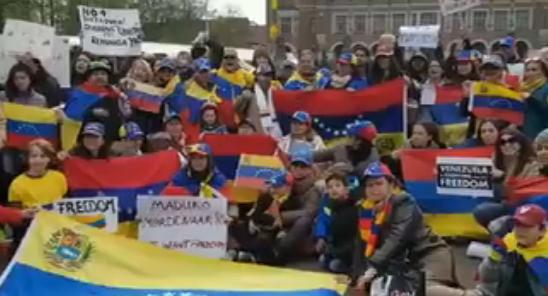 Venezuela holanda