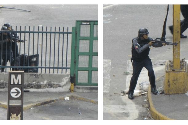 Alcalá Rhode: Excesos policiales deben ser penados de inmediato