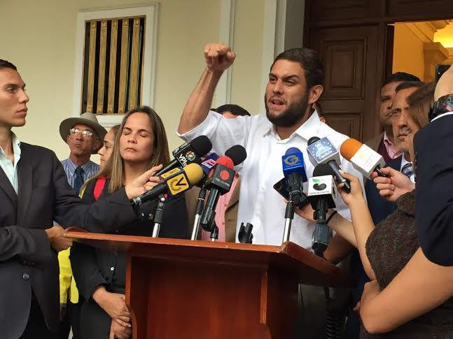 """Unidad anunciará en los próximos días ruta para la """"reescalada"""" democrática"""