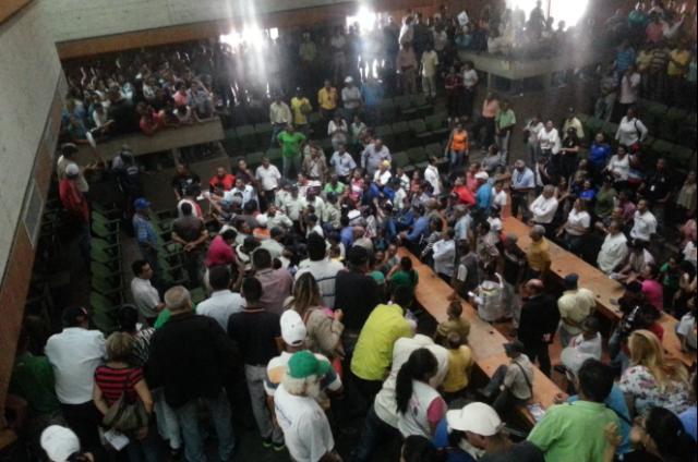 Foto: Alcaldía de Iribarren