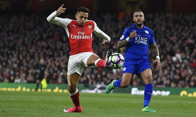 El jugador del Arsenal, Alexis Sánchez (Foto: EFE)