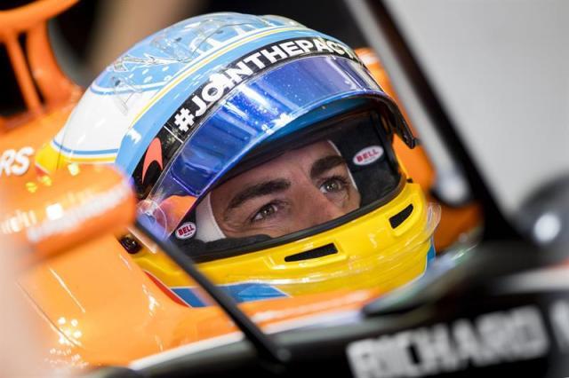 Foto: El piloto español de Fórmula Uno, Fernando Alonso (Foto: EFE)