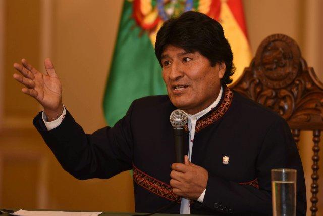 El presidente de Bolivia, Evo Morales (Foto: Reuters)