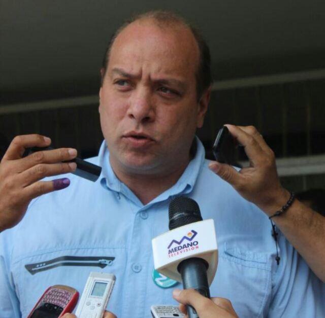 José Amalio Graterol, coordinador de Vente Venezuela Falcón