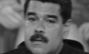Sólo el 10,9% de los venezolanos evalúa positivamente la gestión de Maduro (encuesta Hercon)