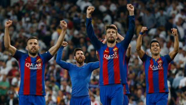 Barcelona recibirá al Eibar en el Camp Nou (Foto: Reuters)