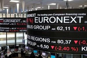Bolsas europeas continúan su recuperación tras anuncio de megaplan de EEUU