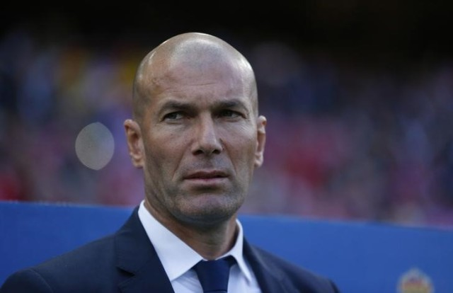 El entrenador del Real Madrid Zinedine Zidane (Foto: Reuters)