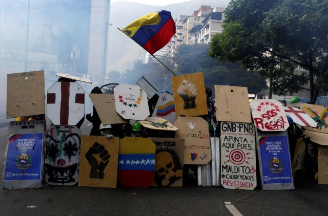 Grupos civiles de Nicaragua se solidarizan con manifestantes de ...