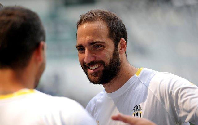 El delantero de la Juventus, Gonzalo Higuaín (Foto: Reuters)