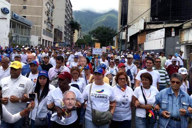 La Alcaldesa Metropolitana Encargada, Helen Fernández salió al paso a las declaraciones ofrecidas por el Ministro de la Defensa, General Vladimir Padrino López