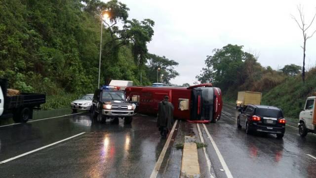 ARC Accidente autobús - 3 de Mayo