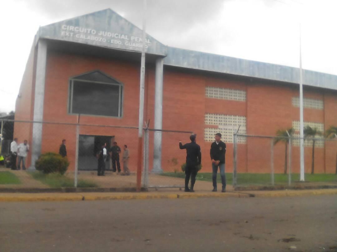 Circuito Judicial : Circuito judicial calabozo guárico lapatilla