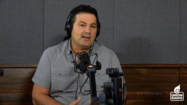 Celso Fantinel, segundo vicepresidente de Fedeagro. (Foto Unión Radio)