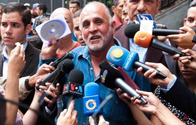 El dirigente nacional de Voluntad Popular y diputado a la Asamblea Nacional por Caracas, Ismael León
