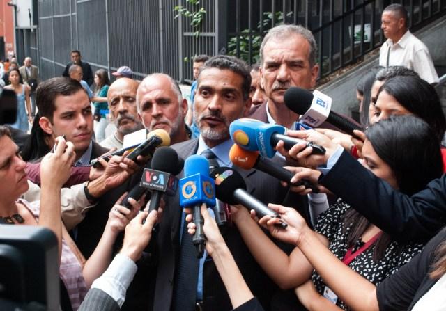 Juan Carlos Gutiérrez, abogado defensor del líder político y preso de consciencia Leopoldo López