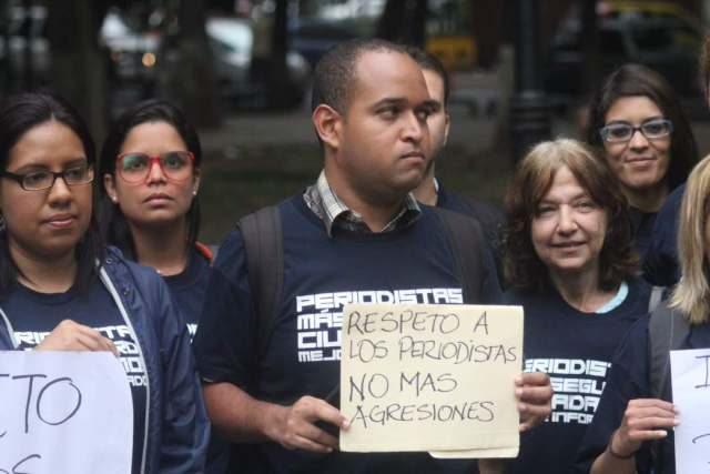 Exigieron a la GNB garantizar una Cobertura Segura (Foto: Prensa SNTP)