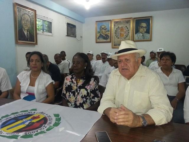 Freddy Valera, diputado a la Asamblea Nacional por Acción Democrática