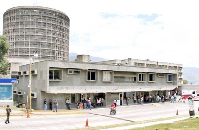 Hospital Universitario de Los Andes / Foto Diario Avance