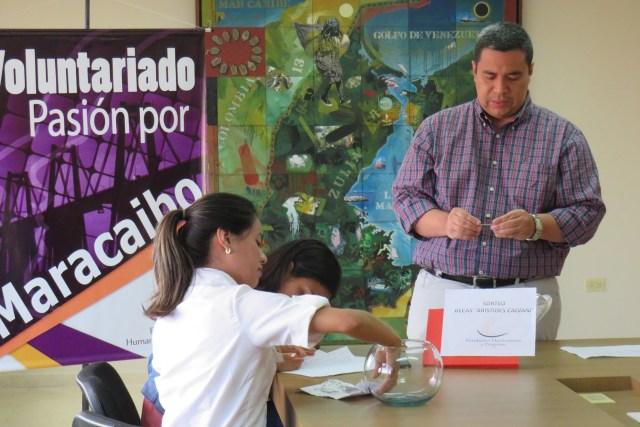 La beca Arístides Calvani fomenta la capacitación para el trabajo (Foto: Unidad de Medios)