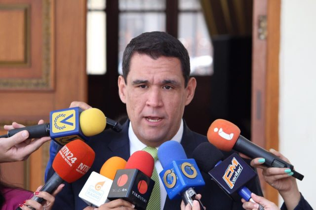 Juan Miguel Matheus, diputado a la Asamblea Nacional por el estado Carabobo