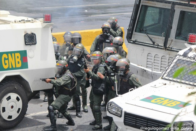 El Foro Penal confirma más de mil detenciones desde el inicio de las protestas. Foto: Régulo Gómez / LaPatilla.com